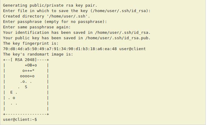Cómo configurar las claves SSH